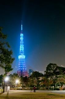 世界糖尿病デー東京タワー