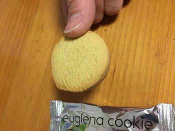 ユーグレナクッキー