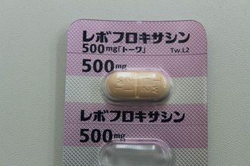 レボフロキサシン錠「トーワ」