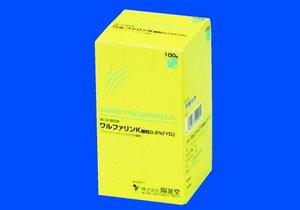 ワルファリンK細粒0.2%「YD」1